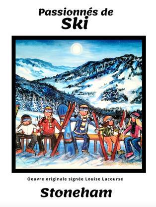 Passionnés de Ski Stoneham