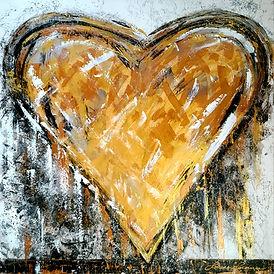 Un coeur d'or 36x36.jpg