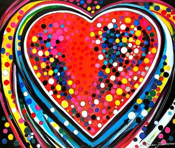 30x36 Toujours l'amour
