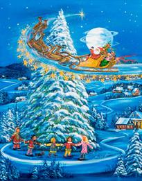 Merry christmas 30X24
