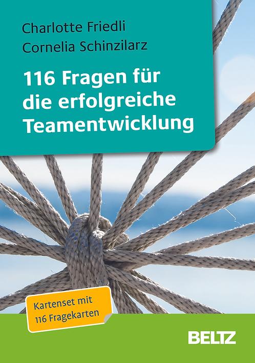 116 Fragen für die erfolgreiche Teamentwicklung