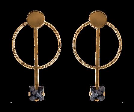 Aretes Pendulo -Iconique