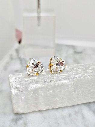 Broquel triángulo cristal - JULIO JORDAN