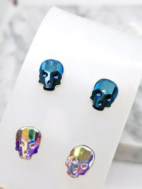 Broquel Skull Cristal - JULIO JORDAN