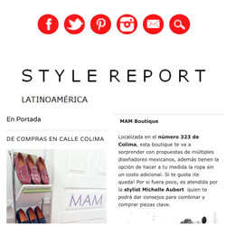 Style Report