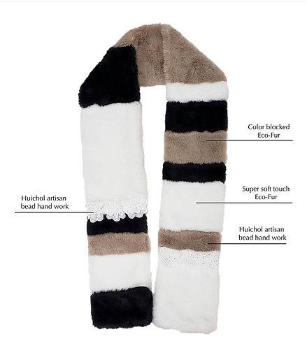 El Cielo ECO Fur scarf – ARMANDO TAKEDA