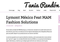 Tania Rendón Blog.