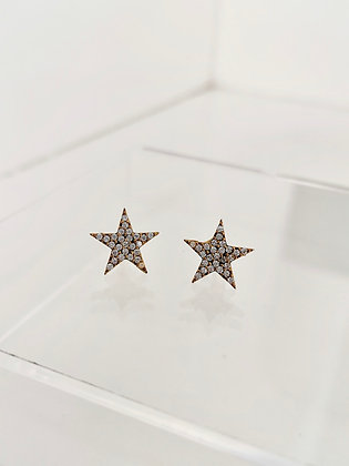 Aretes Star  - ROCK AND SILVER