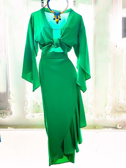 Falda Kimono