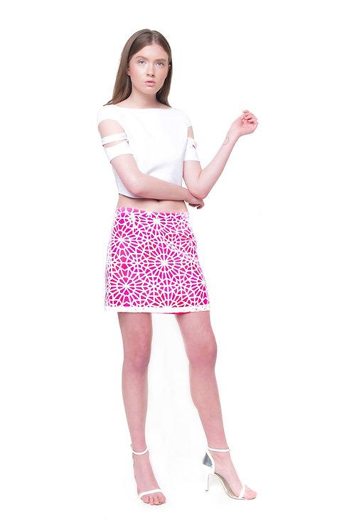 Falda colores Brigitte