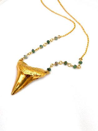 Collar diente tiburón - MAM