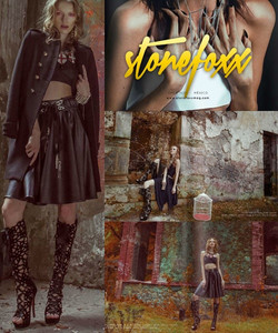 Stone Foxx - Marzo 2015