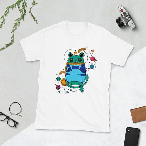 CatNaut - Short-Sleeve Unisex T-Shirt