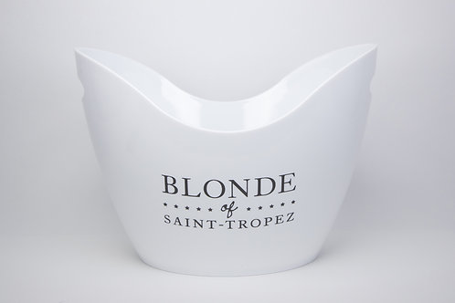 Seau à champagne | Blonde of Saint-Tropez