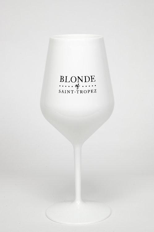 Verre à vin | Blonde of Saint-Tropez