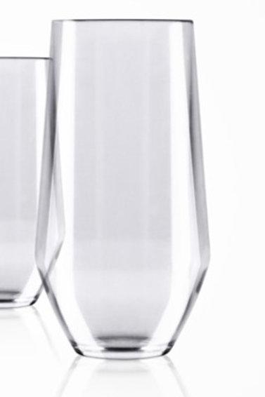 Verre tube Transparent
