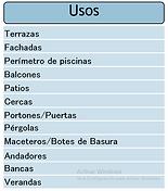 Piso Deck Sintetico WPC Para Exterior Trimasa Maderería Querétaro