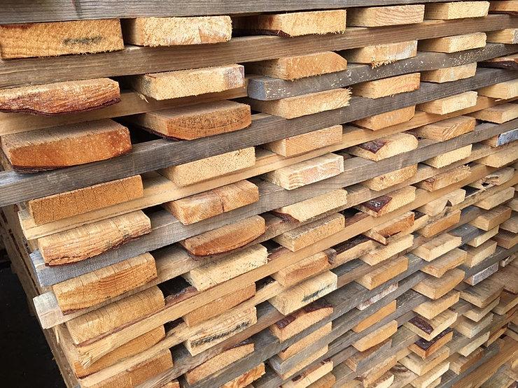Duelas de madera maderer a trimasa de quer taro - Duelas de madera ...