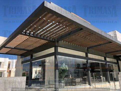 Madera Sintética Plastimadera Trimasa de Querétaro