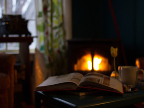 A cosy weekend