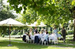 Wedding lunch _ Serre Jef Cools