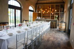 Wedding lunch _ Wijndomein Nobel