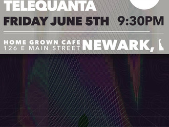 NO SIR E , True Key, Telequanta at Home Grown Cafe