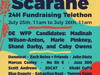 Jessica Scarane 24-hour Twitch Telethon