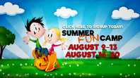 Summer FUN CAMP 2021