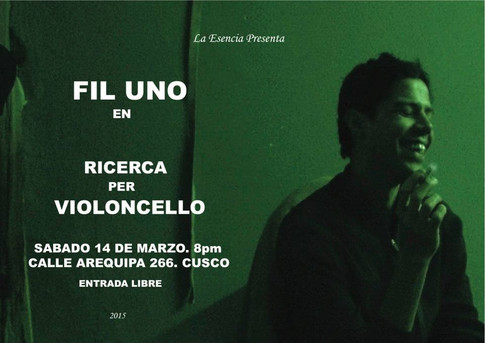 Afiche_Ricerca-LaEsenciaCusco 2015 .jpg