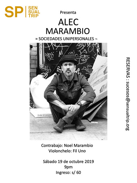alec marambio