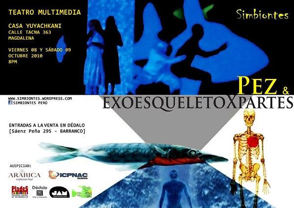 Exoesqueleto- Simbiontes-Augusto Navarro-Fil Uno