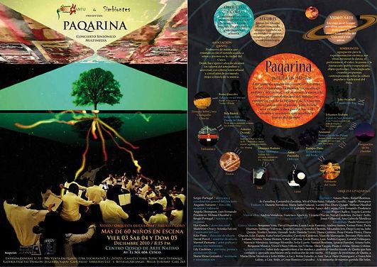 Paqarina-Fil Uno-Qantu-Simbiontes