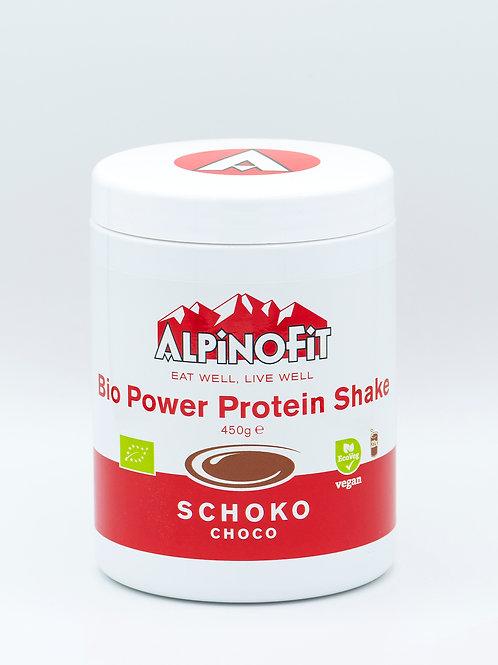 Bio Power Protein Shake - Schoko (450g)