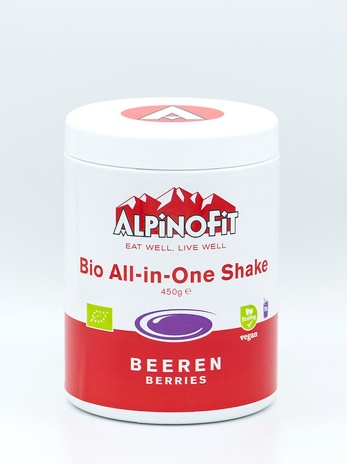 Bio All-In-One Shake Beeren Mix (450g)