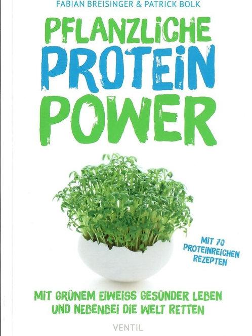 Pflanzliche Protein Power Buch