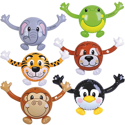 RAK Inflatable Animal Buddies