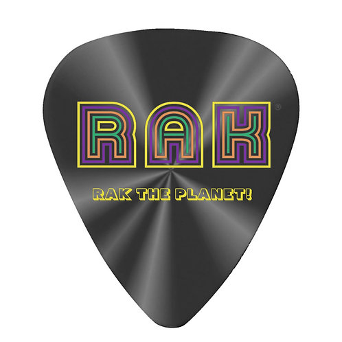 RAK Customized Guitar Pic