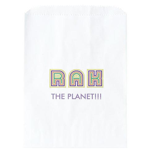 RAK Logo Favor Bag