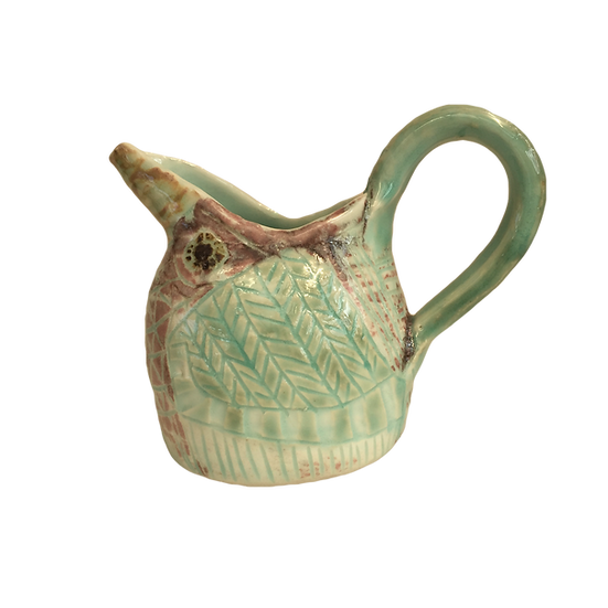 small bird jug