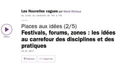 France culture // Marie Richeux