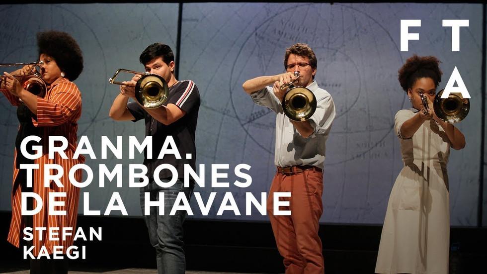 Granma. Trombones de la Havane