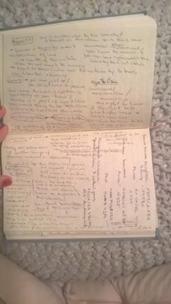 Journal de répétition