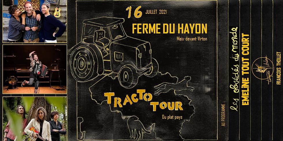 Tracto Tour @Ferme du Hayon