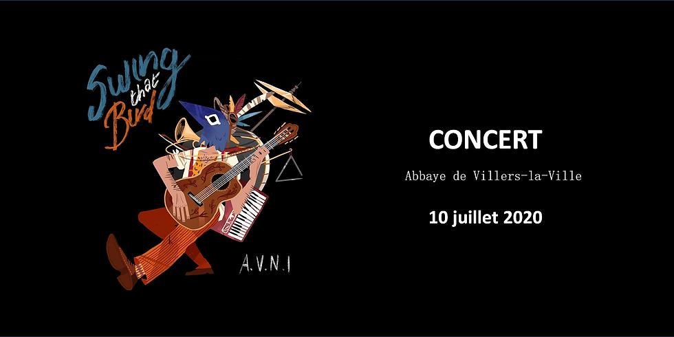 Emeline Tout Court + Swing That Bird @Villers-la-Ville
