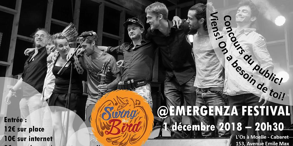 Swing That Bird @Emergenza Festival