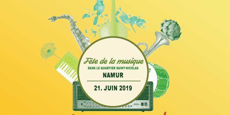 Emeline Tout Court @Micro Concert Fête de la Musique