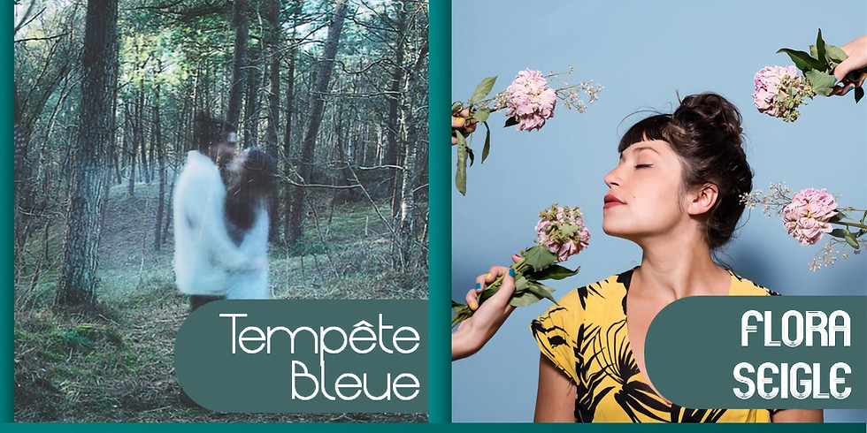 Tempête Bleue / Flora Seigle - Que des paroles en l'air