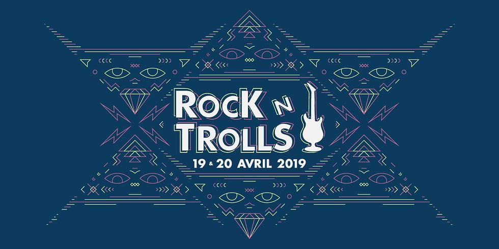 Swing That Bird @Rock & Trolls Festival
