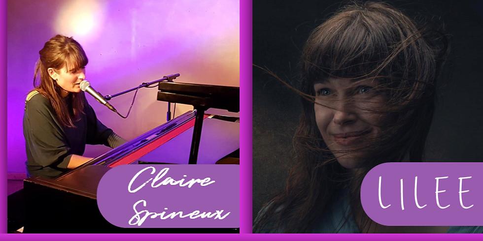 Lilee / Claire Spineux - Que des paroles en l'air